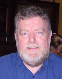 Photo of Patrick Crotty