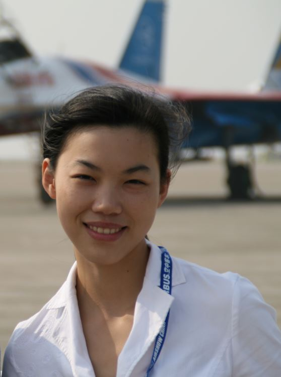 Photo of Xiaoqing Chen